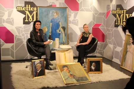 Mettes Mix, TV Copenhagen interview
