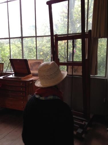 Paul Cézanne's atelier Aix-en-Provence