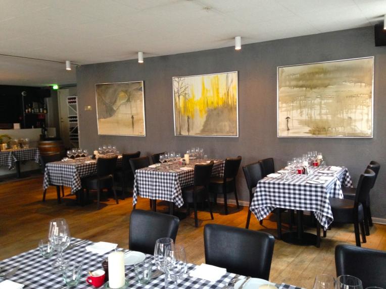 Restaurant commission - Sønderborg Denmark