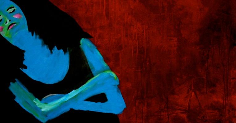 Feeling Blue - Katherine Scrivens