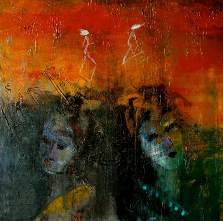 Departure of the Souls - Katherine Scrivens Eje
