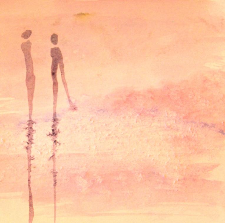 'A Winter's Tale' Watecolour - Katherine Scrivens Eje