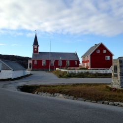 Streets of Nuuk