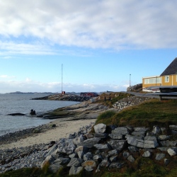 Harbour, Streets of Nuuk