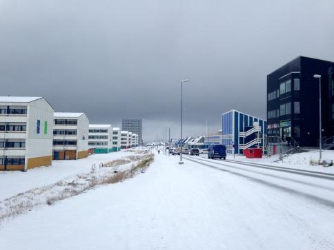Nuuk Streetscene