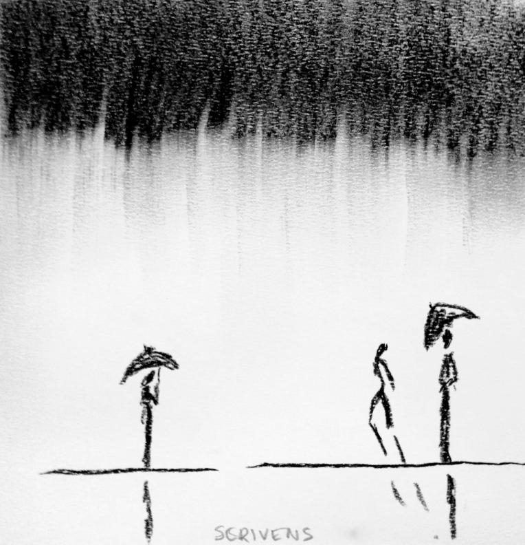 Charcoal Rain