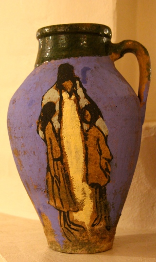 Large ceramic (sold)
