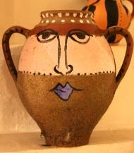 Large ceramic