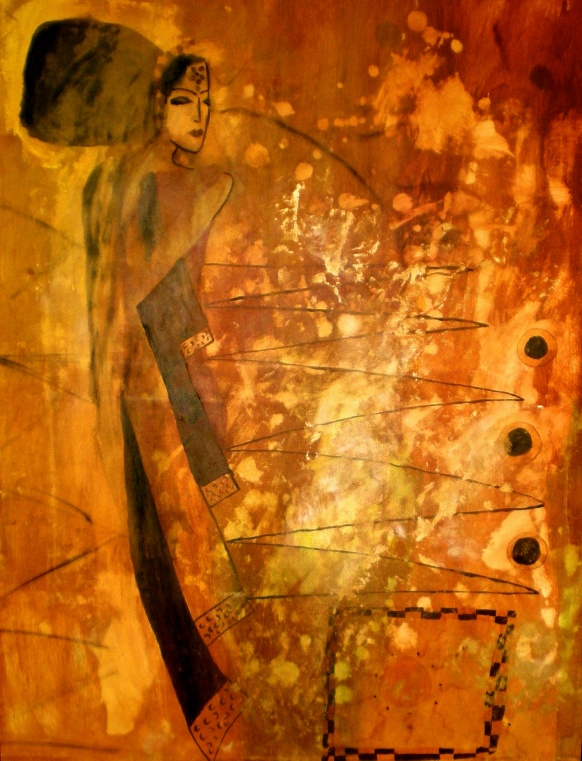 Hommage to Klimt