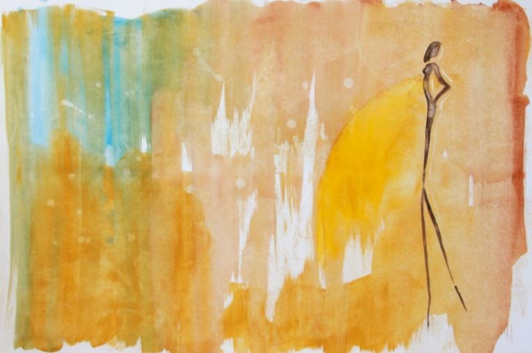Yellow Sun (sold)