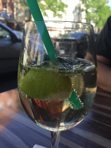 Refreshment!