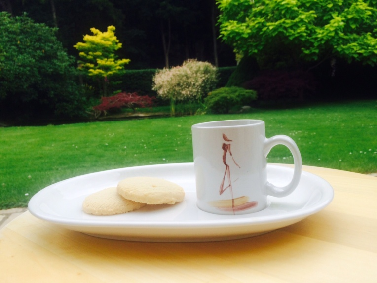 Silhouette Design Espresso Cup