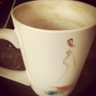 Silhouette Design Denmark Coffee Mug