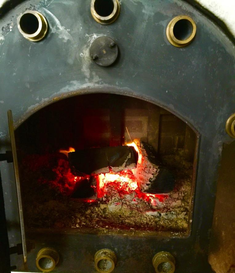 Fire in the hearth