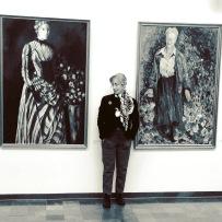 Exhibition at Danish National Television Studios