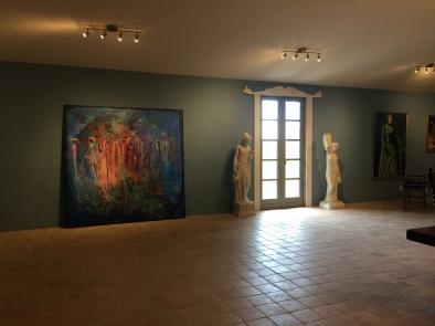 The Blue Room at Harbaeks Courtyard